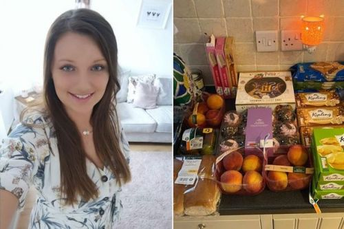 Mum's money-saving hack helps bag her £20 of Morrisons food for just £3.09
