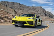 Chevrolet Corvette owners club meets the mid-engined C8