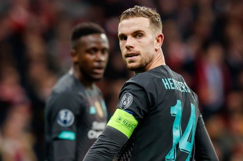 Liverpool captain Jordan Henderson organising Premier League coronavirus fund for NHS