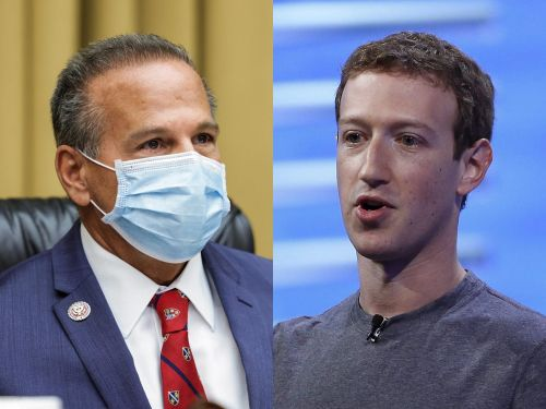 Chairman of House antitrust subcommittee calls for Facebook to be broken up after big tech hearing: 'classic monopoly behavior'