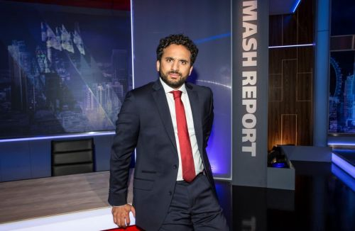 The Mash Report's Nish Kumar announces the show will film from the host's home as they self-isolate in coronavirus lockdown