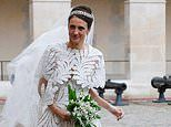 Napoleon Bonaparte's descendent marries the great-great-great niece of French Emperor's wife