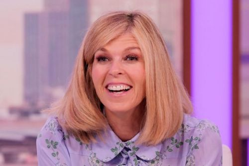 Kate Garraway hints she will share positive news on GMB tomorrow