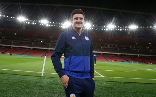 Leicester tell Harry Maguire he can leave to join Manchester United but only for world record fee