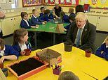 PM Boris Johnson's question to seven-year-old nature lovers during visit to their primary school