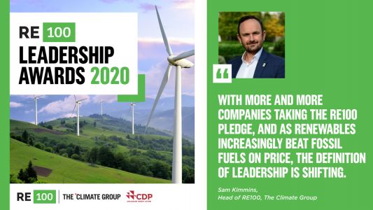 Going above and beyond: the future of renewable energy leadership