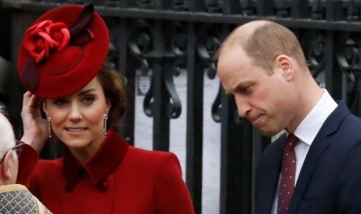 Kate and William struggle through 'impossible' Diana tradition to make Prince George laugh