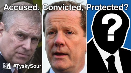 Accused, Convicted, Protected?