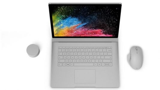 Get £799 off a Surface Book 2 laptop with this unmissable deal