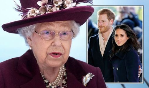 'The nation stands up for the Queen' Meghan and Harry sent dire warning ahead of interview
