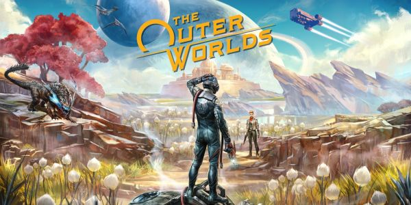 The Outer Worlds will be a 4K game on Xbox One X - but not on PS4 Pro