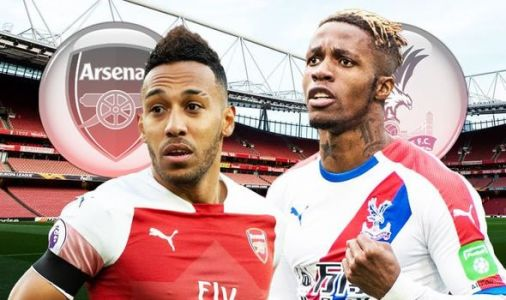 Arsenal vs Crystal Palace LIVE: Team news CONFIRMED, Premier League table and fixtures