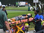 Six people hit by LIGHTNING while watching FedEX Cup in Atlanta