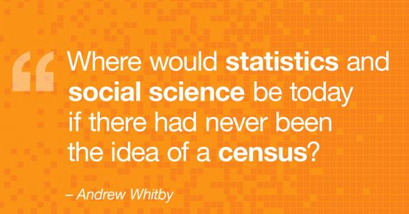 Looking at Censuses Past and Future: A Talk With Andrew Whitby