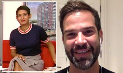 Gethin Jones teased by Naga Munchetty over 'going wrong' on new show 'Put money on it!'