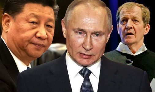 Reason why Alastair Campbell 'concerned' over Russia and China revealed