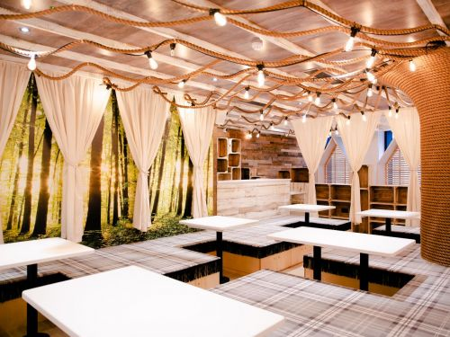 Dominique Ansel's Treehouse Restaurant in Covent Garden Is Committing to the Bit