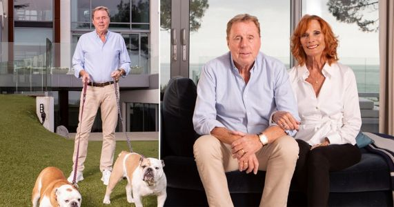 Harry Redknapp's Sandbanks Summer leaves viewers emotional at his relationship with wife Sandra