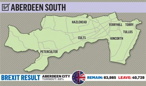 Constituency profile: 'Positive' campaign for Aberdeen South seat after Thomson's withdrawal