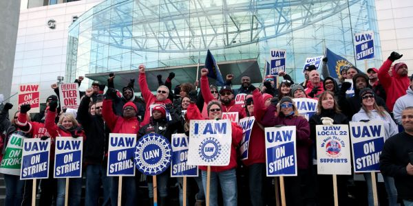Bank of America now says the strike at GM will cost the automaker $3.25 billion - its biggest estimate yet