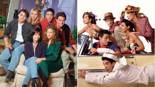 Full Friends cast reunion special confirmed for HBO Max