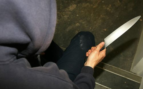 Boys aged twelve should be given 'anger management' lessons at school to curb knife crime, report says