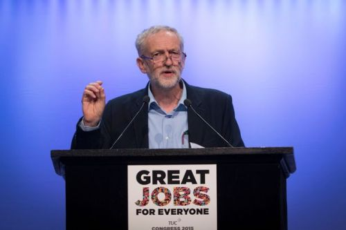 Jeremy Corbyn: We can have a future of hope for the many and not just the few