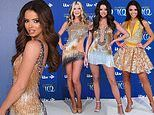Dancing On Ice: Maura Higgins joins Caprice Bourret and Vanessa Bauer at the show's launch