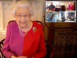 Queen praises 'wonderful' work of commonwealth volunteers during virtual call