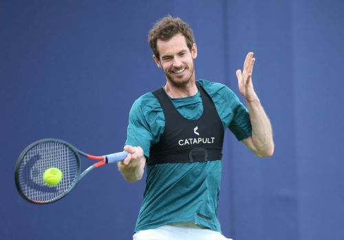 Andy Murray faces tricky return to action against top doubles seeds at Queen's