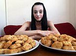 Mother-of-three, 26, eats nothing but Iceland CHICKEN NUGGETS after a traumatic breakup