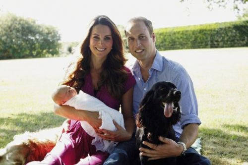 Heartbreak for Prince William and Kate Middleton as dog Lupo tragically dies