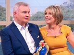 Eamonn Holmes: Hearing aid saved me after 'manopause'