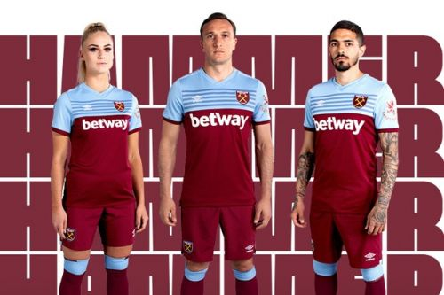 West Ham kit 2019/20: First pictures of new West Ham shirt -home and away kit unveiled