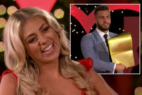 Love Island viewers slam 'pointless' money twist as Paige and Finn split 50k prize