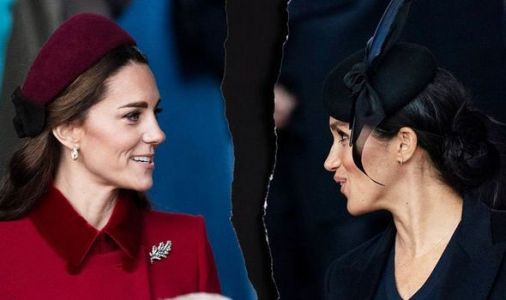 Meghan Markle vs Kate Middleton: How Fab Four was DOOMED to fail from the start