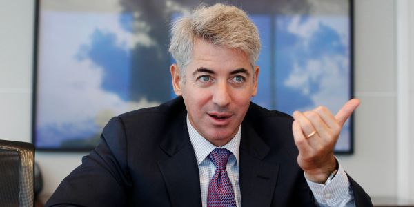 Billionaire investor Bill Ackman posted an 11% gain in March after turning $27 million into $2.6 billion with coronavirus bets