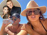 Married At First Sight star Elizabeth Sobinoff hits the beach with Samuel Levi