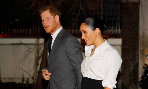 Watch the key dates in Prince Harry and Meghan Markle's departure from royal life