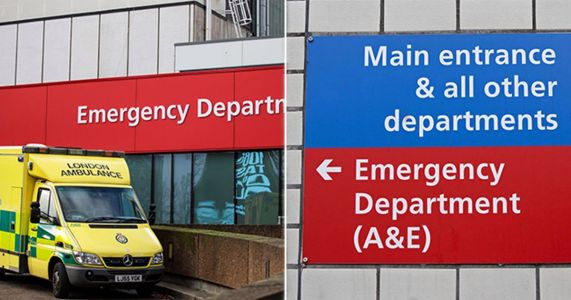 A&E waiting times worst in a decade as NHS warns of winter pressures