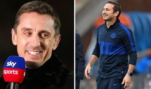 Gary Neville tells Frank Lampard how to make Chelsea Premier League title challengers