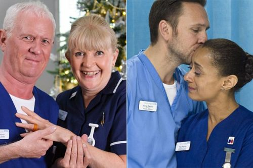 From forgotten loves to forbidden flings - Casualty's 9 best romances