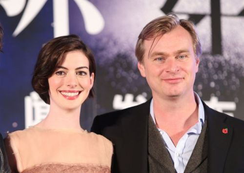 Anne Hathaway Reveals Why Director Christopher Nolan Bans Chairs On Set