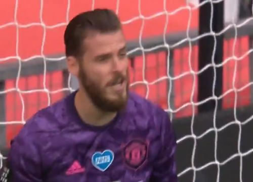 Steve McManaman slams David de Gea as Man Utd goalkeeper commits 'yet another error' against Bournemouth