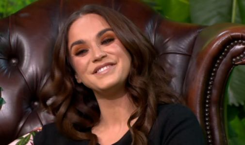 Vicky Pattison jokes she's had her 'fair share of snakes' after split with 'cheating' fiancé John Noble