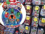 Big W launches a massive sale on Ooshies - as Woolworths ends its Disney+ promotion