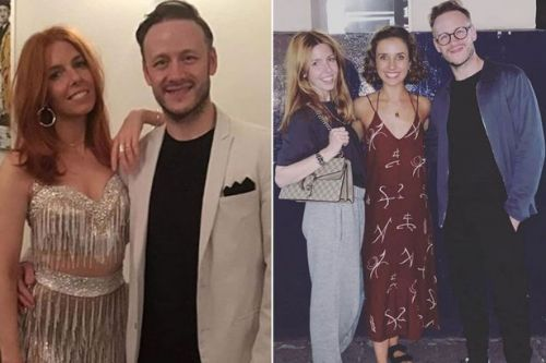 Stacey Dooley and Kevin Clifton out on rare date night before Strictly returns