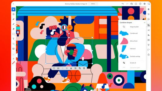 Adobe Illustrator on the iPad is here - and you can try it for free