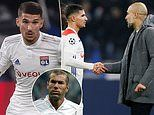 Meet £65m Lyon starlet Houssem Aouar wanted by Man City, Liverpool and Arsenal