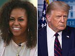 Michelle Obama admits she's suffering from 'low-grade depression' and blames Trump and the pandemic